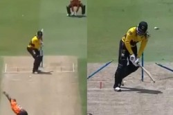 Watch Junior Dala Cleans Up Chris Gayle With A Lethal Yorker In Mzansi Super League