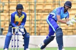 Syed Mushtaq Ali Trophy Karnataka Beat Uttarakhand For Record 15th T20 Win On Trot