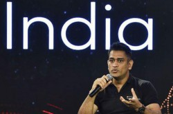 Ms Dhoni May Play For Asia Xi Against Rest Of World In March