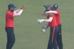 Dinesh Karthik One Handed Catch In Deodhar Trophy Final Sends Twitter Into A Frenzy