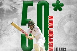 Mushfiqur Rahim Cuts Sweeps His Way To 50 As Bangladesh Sttruggle To Stay Afloat