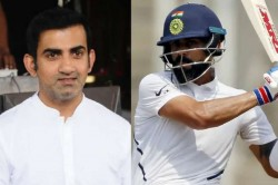 Gautam Gambhir Supports Virat Kohli No Doubt India Started Winning More Away From Home Under Sourav
