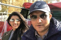 Sourav Ganguly Engages In Funny Banter With Daughter Sana Wins Over Internet