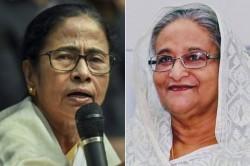 India Vs Bangladesh Sheikh Hasina Mamata Banerjee To Watch Day Night Test From Presidents Box