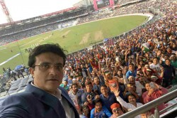 India Vs Bangladesh Day Night Test Felt Like World Cup Final Says Sourav Ganguly