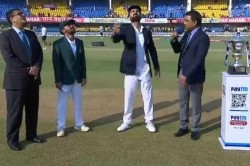 India Vs Bangladesh Live Score 1st Test Day 1 Bangladesh Have Won The Toss And Have Opted To Bat