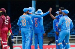 India Vs West Indies 2019 India Announce T20i Odi Squad For Windies Series Shami Makes Comeback
