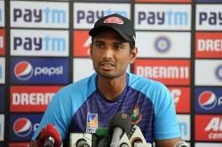 Mahmudullah Riyad Said Will Be A Big Achievement If Bangladesh Can Win T20i Series