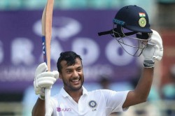 India Vs Bangladesh 1st Test Day 2 Mayank Agarwal Hits Another Double Hundred As India Grind Ban