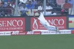 Pink Ball Test Virat Kohli In Disbelief As Taijul Islam Takes Stunning Catch To Send Back India