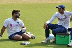 Rishabh Pant Shubman Gill Released From India S Test Squad To Play Mushtaq Ali Ks Bharat To Join As