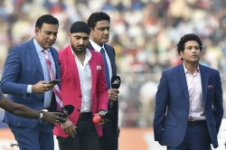Pink Ball Test Team India Legends Relive Glorious Eden Moments