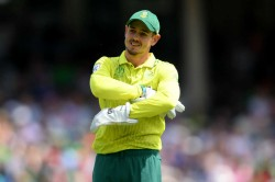 Quinton De Kock Said If Captaincy Does Come Upon Me I Will Grab It With Both Hands