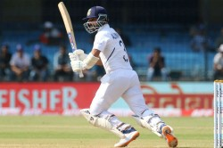 India Vs Bangladesh Ajinkya Rahane Completes 4000 Test Runs Joins Sourav Ganguly Vvs Laxman In Elit