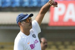 Dada Ka Khauf Ravi Shastri Trolled Again After India Coach Posts His Bowling Pictures