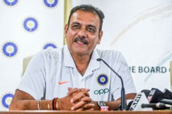 That Was A Bitter Pill To Swallow And Hurt One And All Ravi Shastri On Indias Wc Semi Final Loss