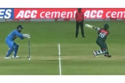 India Vs Bangladesh 2nd T20i Rishabh Pant Keeping Error Gives Liton Das Brief Reprieve