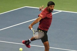 Davis Cup Bopanna Pulls Out Of Tie Against Pakistan Due To Shoulder Injury