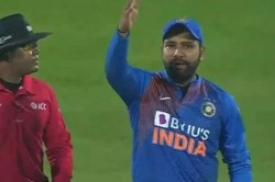 Next Time I Ll Check Where The Camera Is Rohit Sharma On Abusing Third Umpire