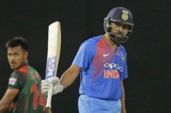 India And Bangladesh Rohit Sharma Surpasses Ms Dhoni To Become Indias Most Papped Player In T20is