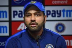 India Vs Bangladesh Rohit Sharma Said Indian Bowlers Are Slightly Inexperienced