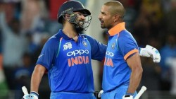 Team For Wi Series Rohit Sharma S Workload To Be Discussed Out Of Form Shikhar Dhawan May Be On Tria