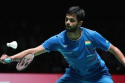 China Open 2019 Sai Praneeth Crashes Out India S Challenge In Singles Ends