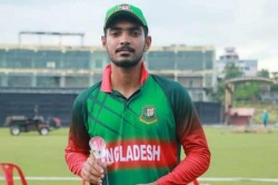 Ind Vs Ban Reserve Opener Saif Hassan Pays Rs 21 600 Penalty For Overstaying In India