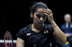 Hong Kong Open Saina Nehwal Crashes Out In 1st Round Again After Losing To Cai Yan Yan