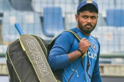 India Vs West Indies T20is Shikhar Dhawan Ruled Out Sanju Samson Named Replacement