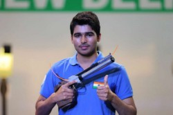 Saurabh Chaudhary Settles For Silver At Asian Shooting Championship