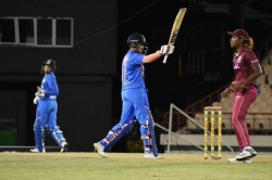 Shefali Verma Smriti Mandhana Help India Women To 10 Wicket Win Over West Indies