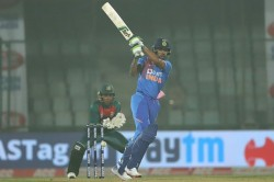 India And Bangladesh Shikar Dhawan Krunal Pandya Help India Set 149 Run Target For Bangladesh
