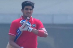 Shubman Gill Breaks Virat Kohli S Record To Become The Youngest Captain In Deodhar Trophy Final