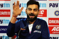 It All Started With Dada S Team Virat Kohli Pays Tribute To Sourav Ganguly Post Series Win