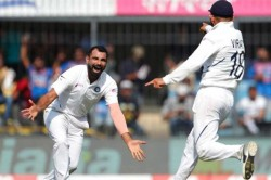 India Vs Bangladesh Mohammed Shami Is Like A Leopard Going For Kill Says Sunil Gavaskar