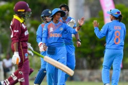 West Indies Women Vs India Women India Bowlers Jemimah Rodrigues Help India Clinch T20i Series