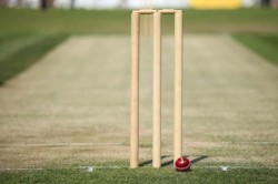 All Out All Batsmen Fall For 0 In Harris Shield Match