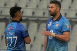 Yuvraj Singh Said Rishabh Pant Is Changing His Game Give Him Some Time