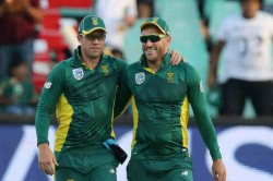 Faf Du Plessis Says Talks On For 2 3 Months To Get Ab De Villiers Back In Team