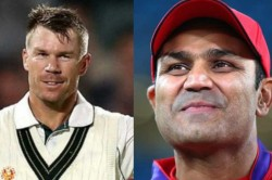 Australia Vs Pakistan David Warner Recalled Virender Sehwags Advice After Triple Hundred In Adelaide