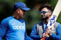 Rishabh Pant Looks To Surpass Ms Dhoni S Record In T20is Vs West Indies