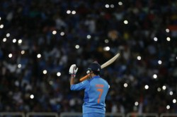 Ms Dhoni Completes 15 Years In International Cricket Fans Pay Heartfelt Tributes To World Cup Hero