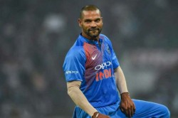 Happy Birthday Gabbar Shikhar Dhawan Turns 34 Wishes Pour In