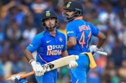 India Vs West Indies 1st Shreyas Iyer Rishabh Pant Kedar Jadhav Shines As Ind Post