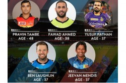 Ipl Auction 2020 3 Oldest Players In The Draft