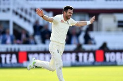 South Africa Vs England James Anderson Becomes First Fast Bowler To Play 150 Tests