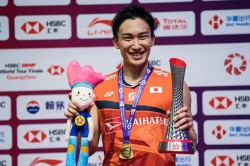 Bwf World Tour Finals Kento Momota Wins Record 11th Title Of
