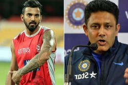 Anil Kumble Right Time For Kl Rahul To Take Over Kings Xi Captaincy