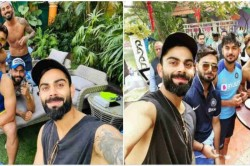 Virat Kohli And Co Take Much Needed Day Off Before Cuttack Odi